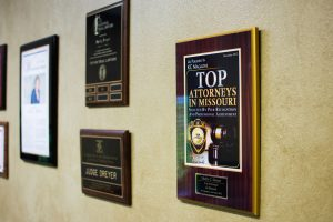 Shelly C. Dreyer | Top Attorney Plaque | Missouri