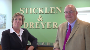 Sticklen & Dreyer Lead Attorneys–Shelly Dreyer and Charles J. Sticklen Jr.