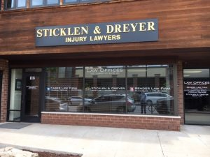 Sticklen and Dreyer Columbia Missouri Downtown Office