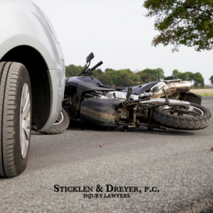 If You Ever Find Yourself In A Motorcycle Accident, Do This.