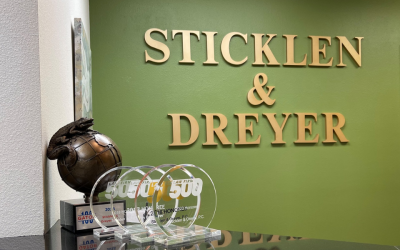 Sticklen & Dreyer Law Firm Selected to Gator100